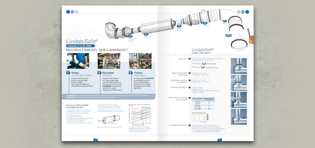 Pages Lindab Safe� du Catalogue Lindab 07